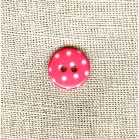 Pea pea Children button, col., col. Strawberry/ Tutu