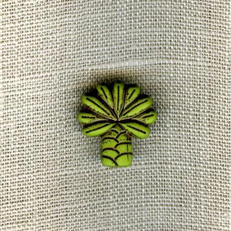 Children Button Palmtree, col. Jungle