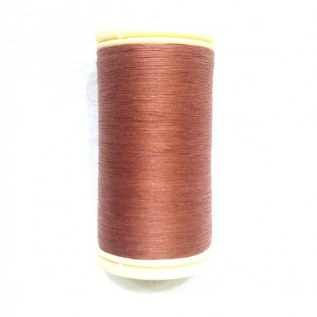 Au Chinois Glove Thread, col. Tobacco