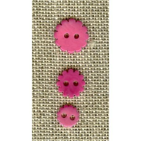 Daisy children button, col. Malabar