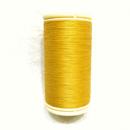 Glove Thread coloris Mustard