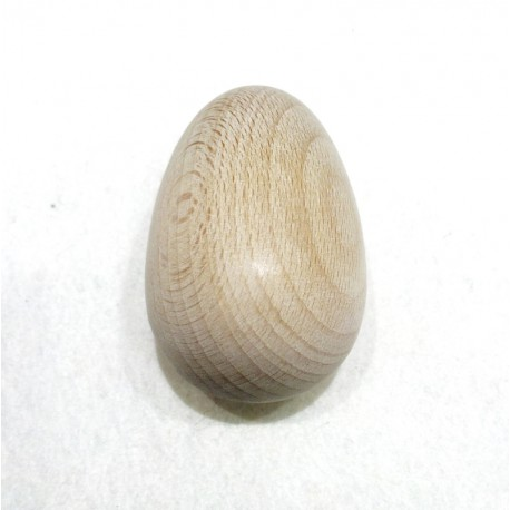 Wood Darning Egg