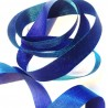 Iridescent taffeta ribbon, col. Roy 30