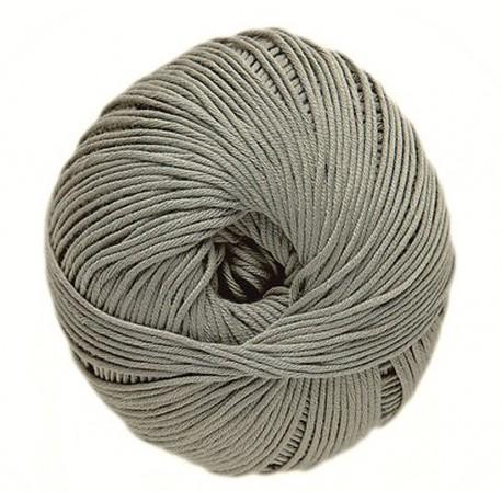 Dmc Cotton Knitting NATURA, col. Silver Grey 09