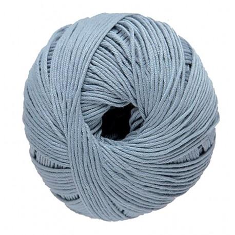 Dmc Cotton Knitting NATURA, col. Azur 56