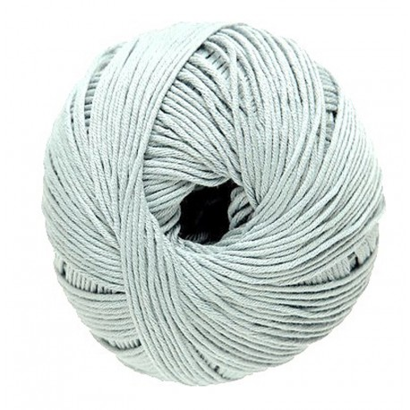 Dmc Cotton Knitting NATURA, col. Glacier 87