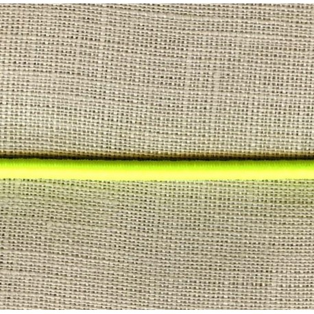 Rond Elastic, Col. Lime