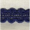 Braid Trimming Méandre, col. Blue Ink