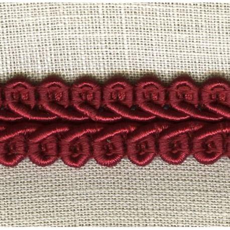 Interlacing Big braid, Opera 71