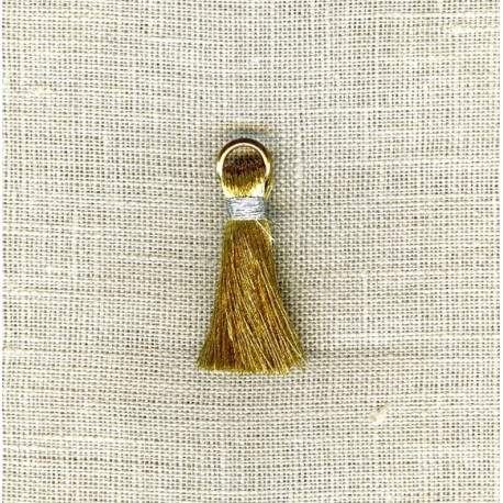 Tassel Plumette, col. Gold/Silver 100