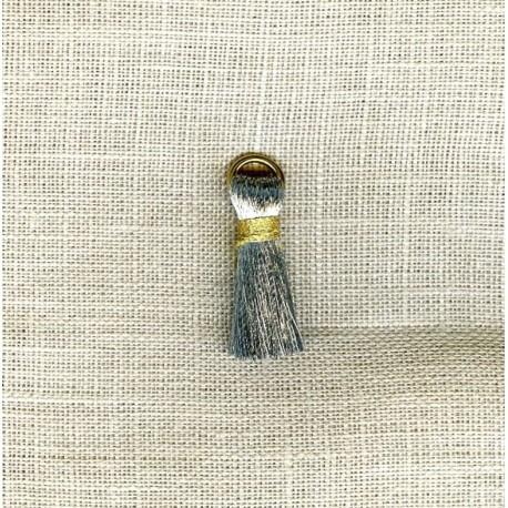 Tassel Plumette, col. Silver/Gold 110