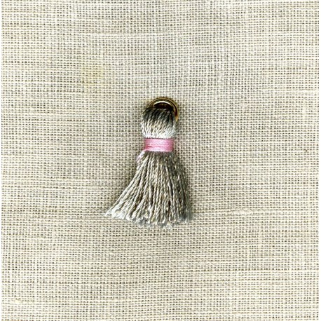 Tassel Plumette, col. Grey/ Ballerina 181