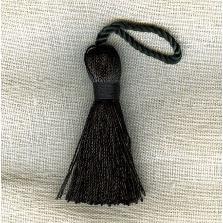 Tassel Pampille, col. Licorice