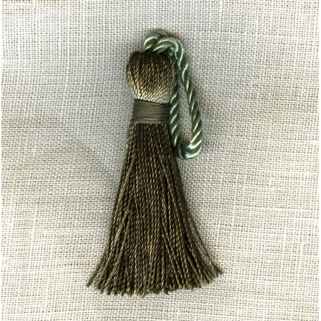 Tassel Pampille, col. Thyme