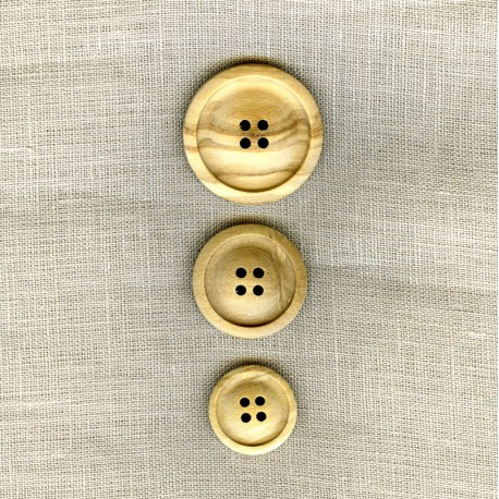 Boxwood Blazer Button