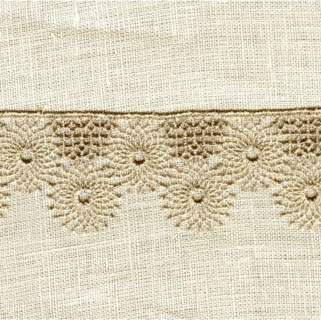Constellation Lace, col. Lin