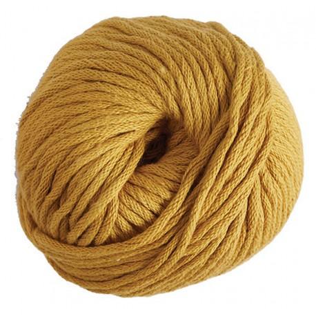 Coton à Tricoter NATURA XL de Dmc, col. Curry 36