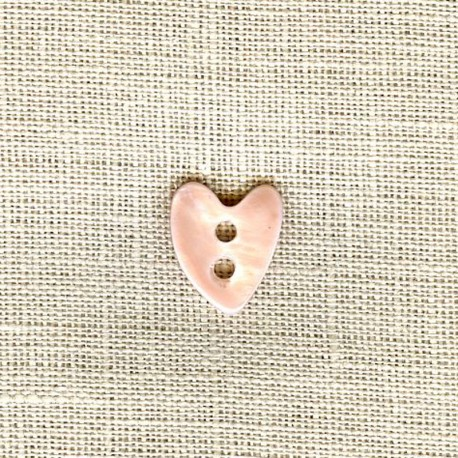 Mother of Pearl Button Love, col. Angel