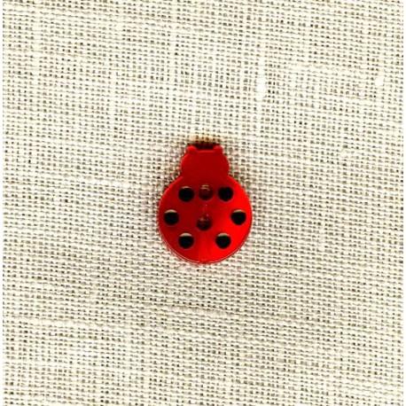 Children Button Ladybug