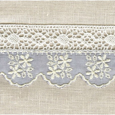 Lace and Embroidery, col. Laundry