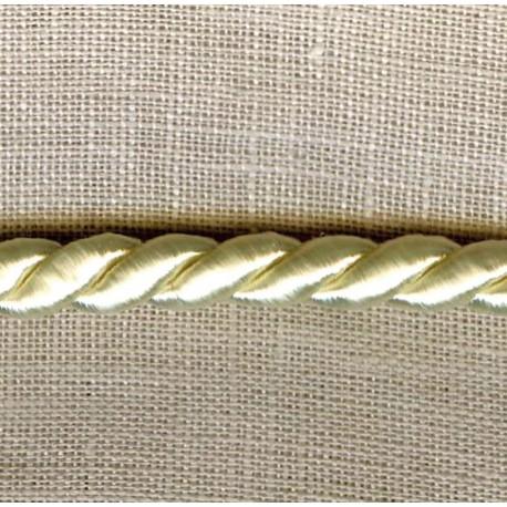 Cord – Diameter 5mm. Col. Vanilla 51