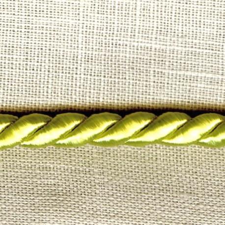 Cord – Diameter 5mm. Col. Lime 292