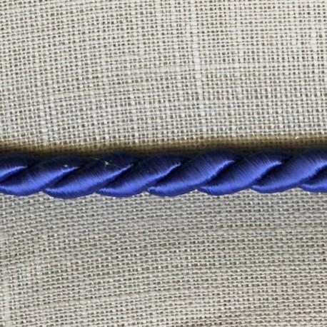 Cord – Diameter 5mm. Col. Navy 224