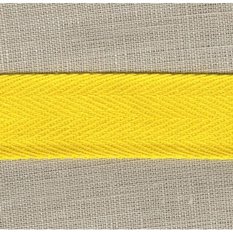 Cotton serge, col. Sunflower 81
