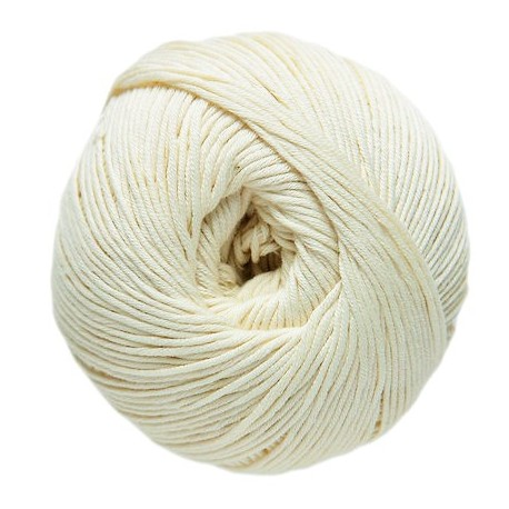 Dmc Cotton Knitting NATURA, col. 35 Nacar