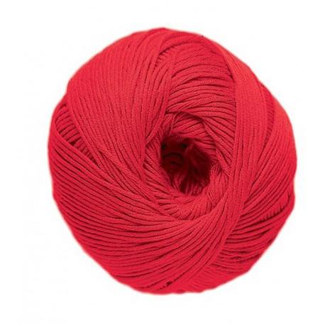 Dmc Cotton Knitting NATURA, col. 23 Passion