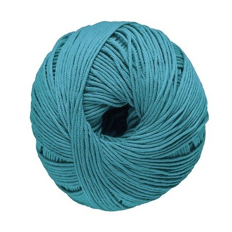 Dmc Cotton Knitting NATURA, col. 64 Prussian