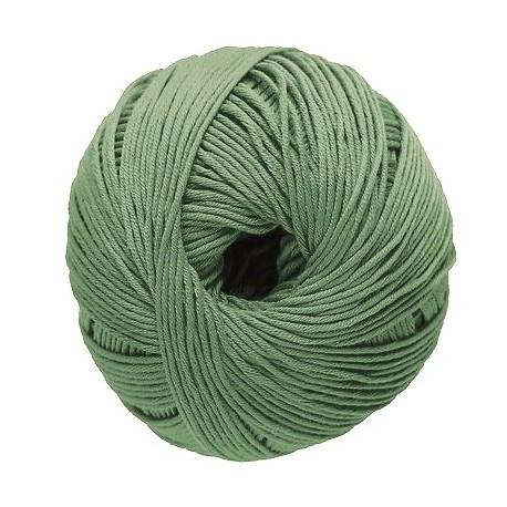 Dmc Cotton Knitting NATURA, col. Jade 20