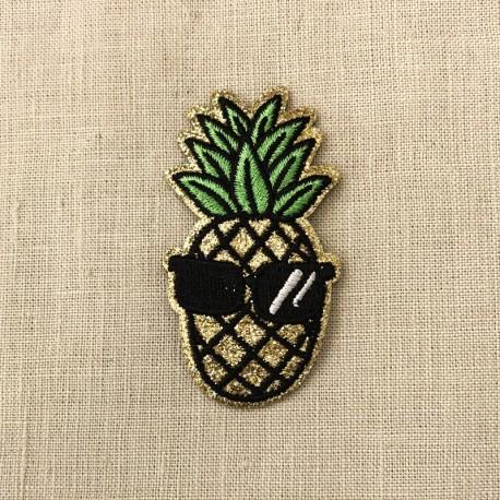 Ecusson Ananas Star