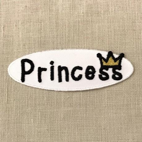 Ecusson Label Princesse