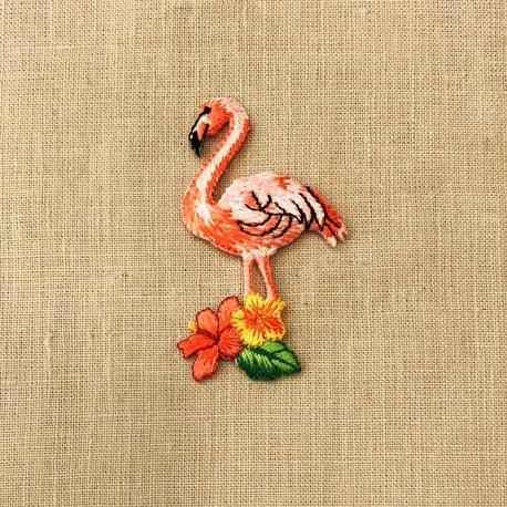 Hot Melt Miami Flamingo