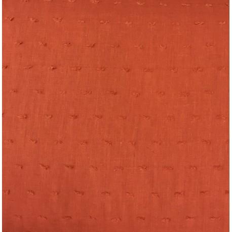 Swiss muslin cotton, col. Roxy