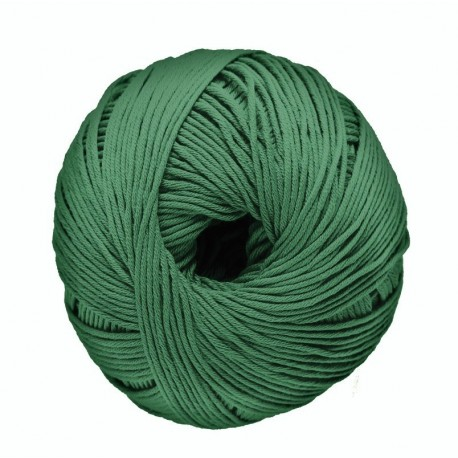 Dmc Cotton Knitting NATURA, col. Green Valley 14