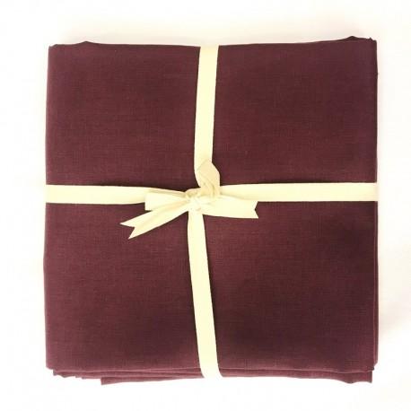 3 Meters Fabric Coupon, col. Amarante